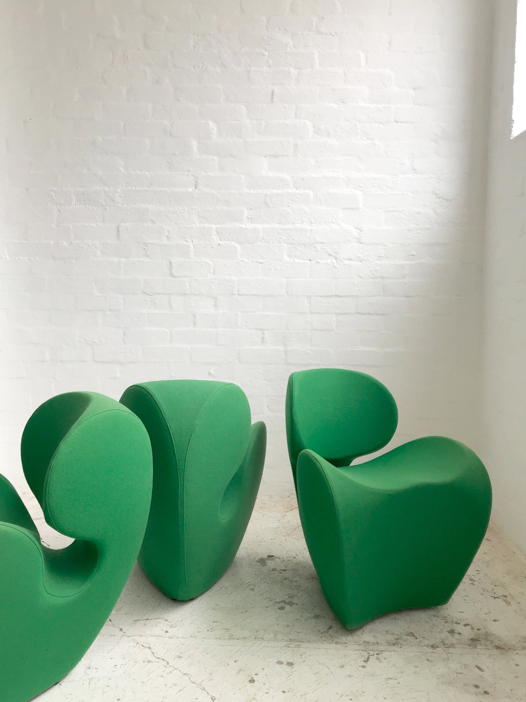 Ron Arad 'Soft Little Heavy' Chair for Moroso
