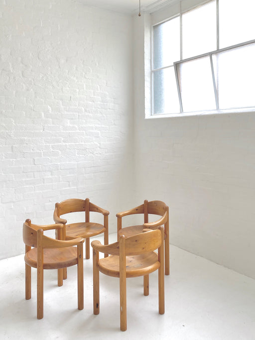 Rainer Daumiller Chairs