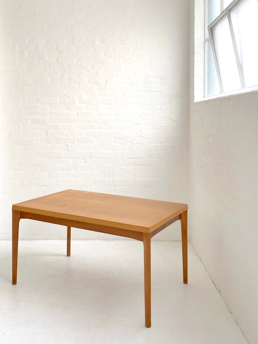 Henning Kjærnulf Oak Dining Table