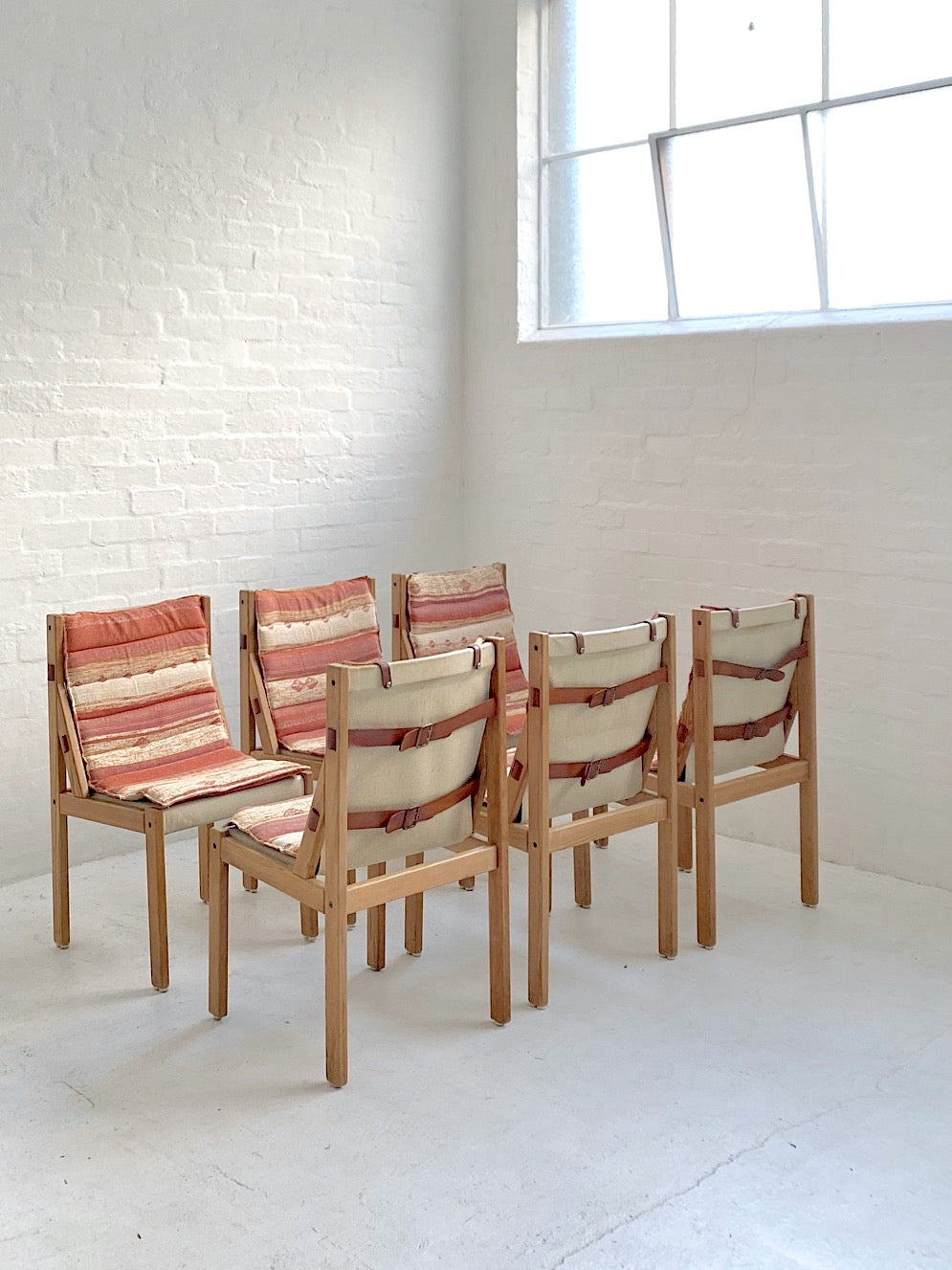 1970s Danish Dining Chairs