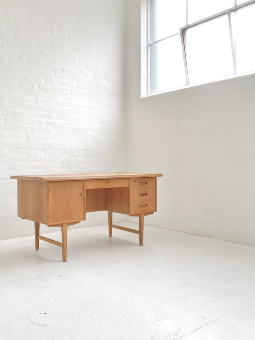 Danish Oak Desk