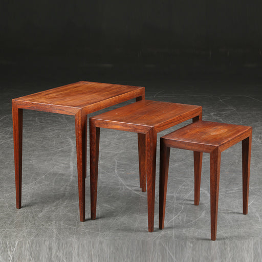Severin Hansen Rosewood Nesting Tables