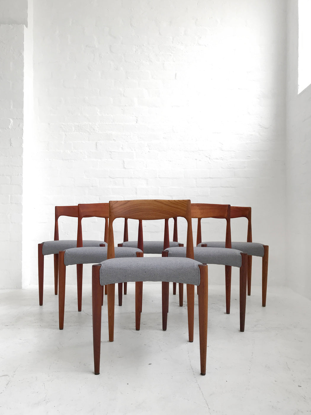 T.H.Brown Blackwood Dining Chairs