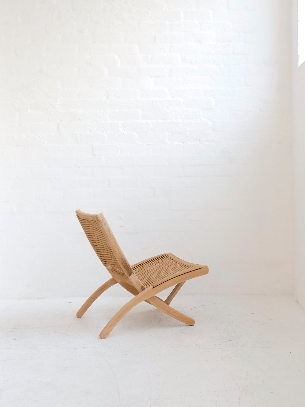 Yugoslavian Folding Chair