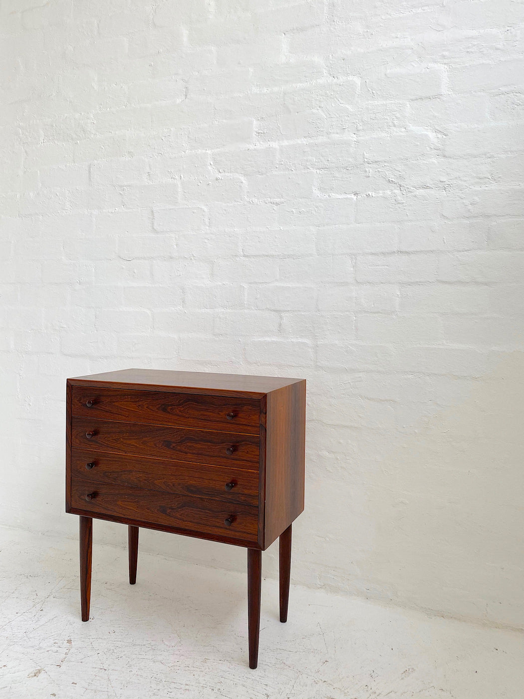 Danish Rosewood Drawers