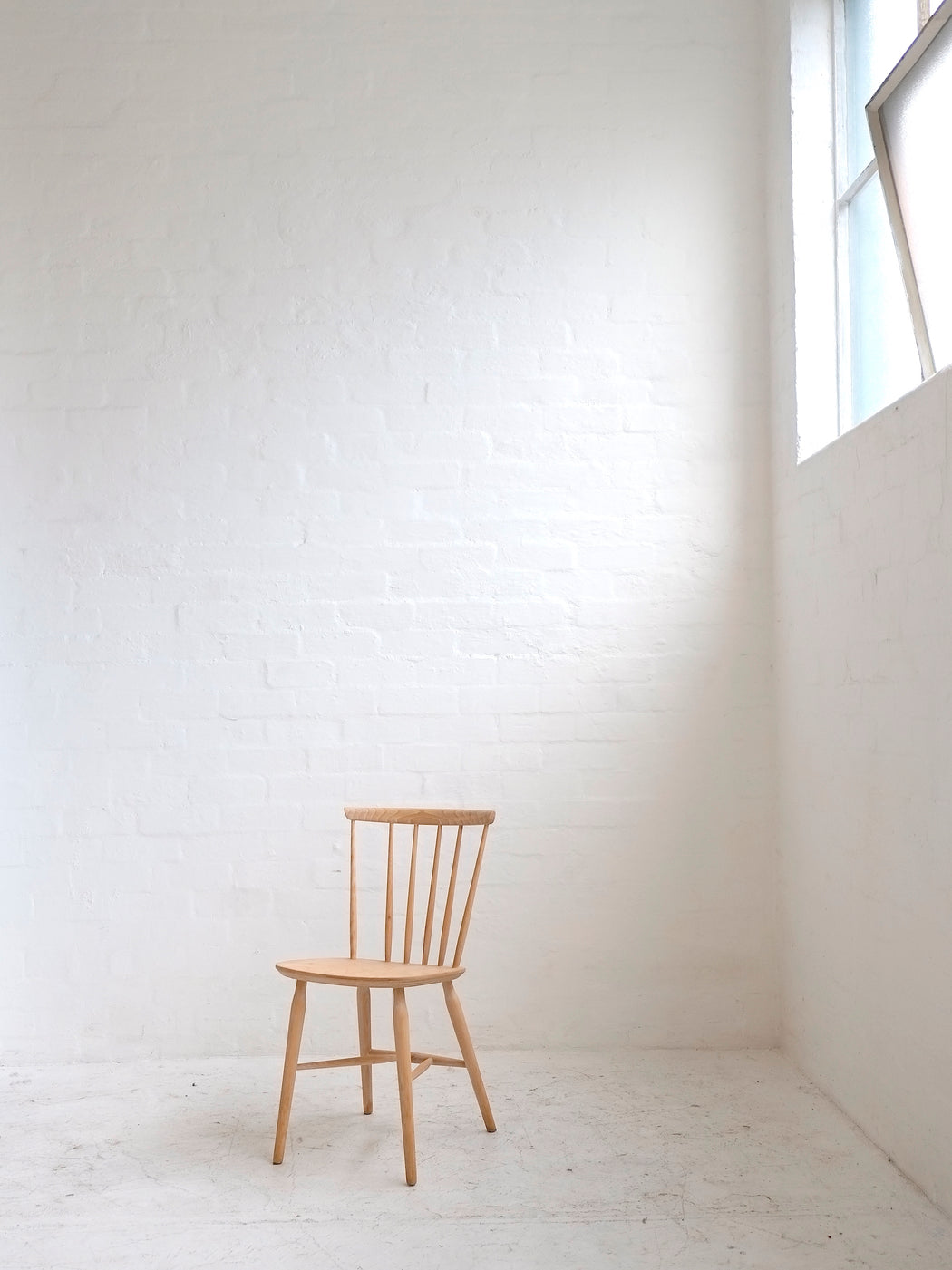 Picture of: Danish Spindle Back Chair Nord