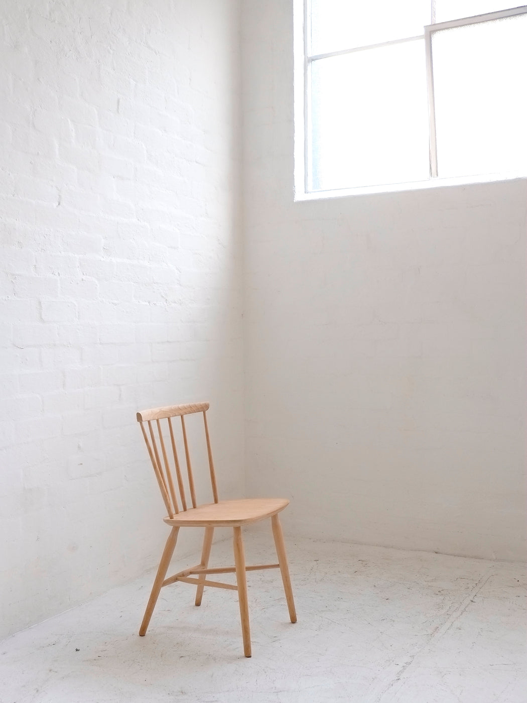 Danish Spindle-back Chair