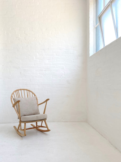 Lucian Ercolani Rocking Chair