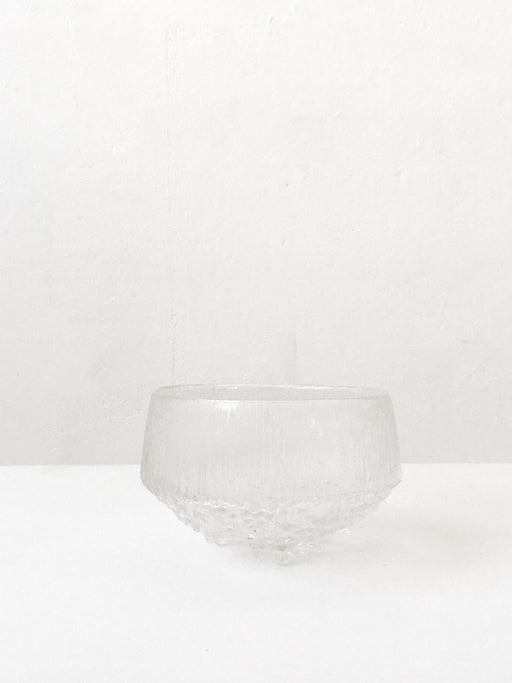 Tapio Wirkkala 'Ultima Thule' Glass Bowl