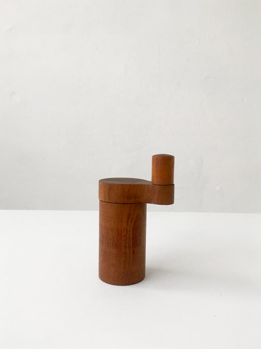 Danish Teak Pepper Grinder