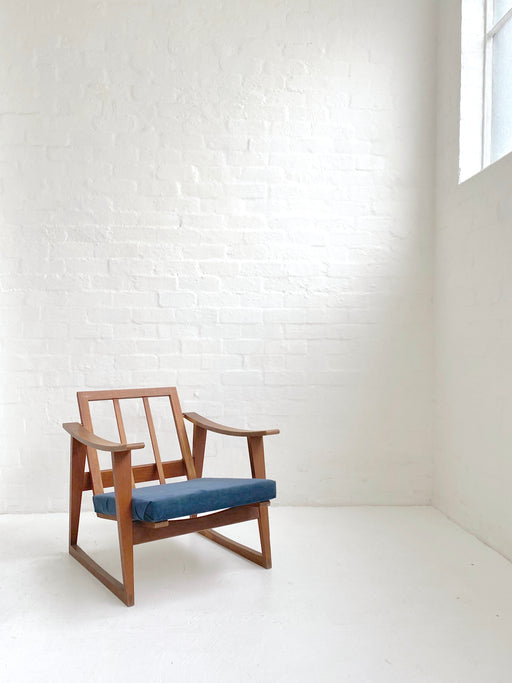 Danish Teak Easy Chair