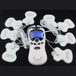 Body Health Care Digital Meridia Therapy Massager Machine Relax Muscle Pain Relief Acupuncture Therapy