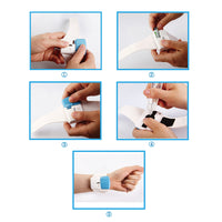 TCM acupuncture medical theory Infrared Anti Snore Wristband Sleeping Watch