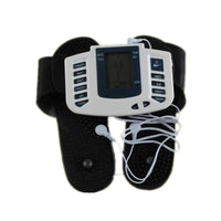 Electrical Muscle Stimulator Body Relax Muscle Massager Pulse Tens Acupuncture Therapy Slipper+8 Pads+box