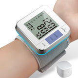 Cigii 1 PCS Heartbeat test Heart rate monitor Smart digital display bracelet Health Care Wrist blood pressure Monitor