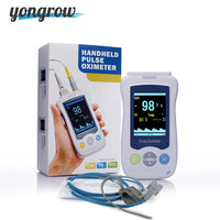 Children Newborns Handheld Pulse Oximeter Pediatric Blood Oxygen Monitor SPO2 PR health care real time