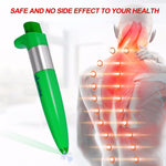 Portable Handhled Electronic Pulse Analgesia Pen Body Pain Relief Acupuncture Point