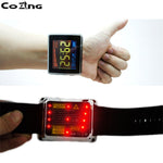 650nm acupuncture cardiovascular adjutant treatment device to remedy high blood pressure