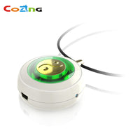 COZING medical laser device low level laser therapy necklace for old care home use prevent cardiovascular