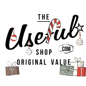 The Useful Shop Christmas 2019 Logo