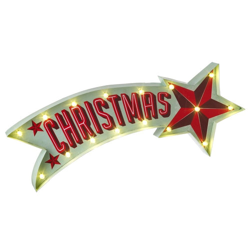 Large Shooting Star Christmas Carnival Light-The Useful Shop