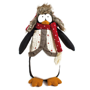 Big Eyed Penguin Luxury Christmas Decoration Display