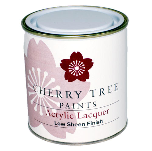 Cherry Tree Paints Acrylic Low Sheen Matt Lacquer 500ml