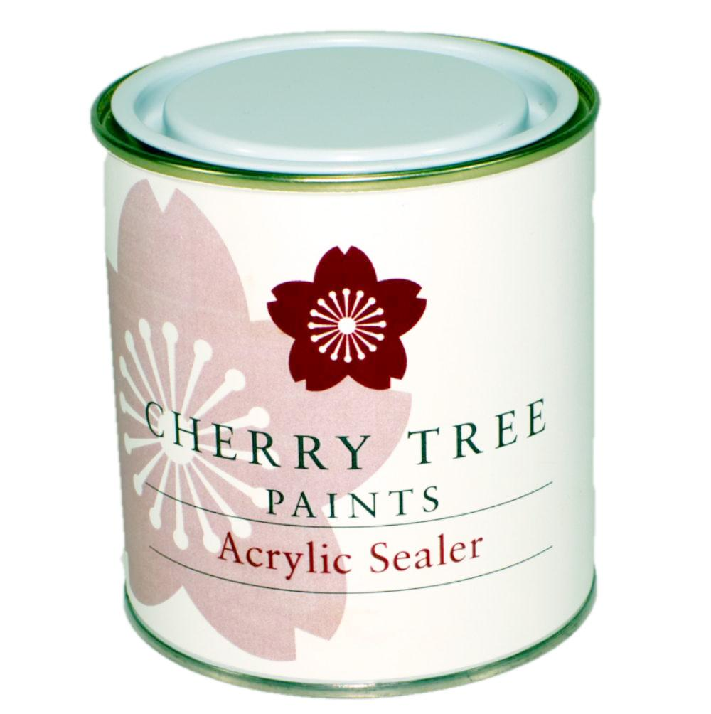Cherry Tree Paints Acrylic Matt Sealer 500ml