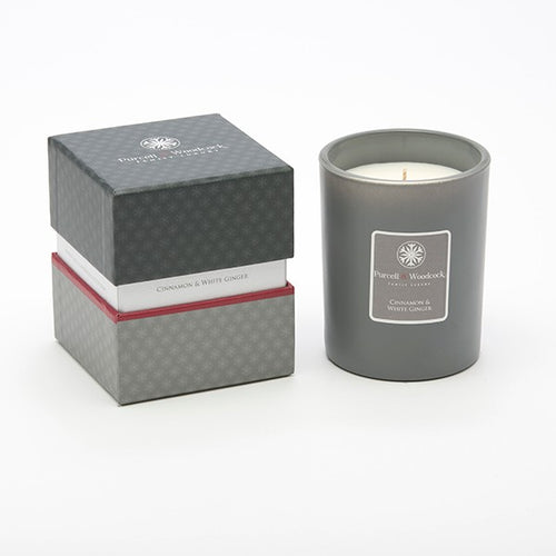 Purcell and Woodcock Basil Mandarin KLuxury Candle