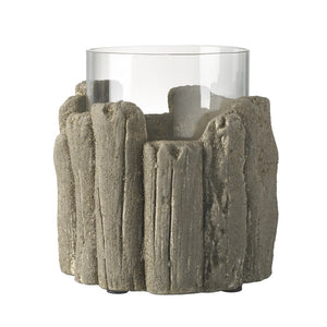 Large Heavyweight Candle Display for Indoors or Out
