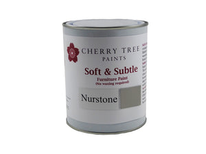 Cherry Tree Paints Nurstone Grey Soft & Subtle Decor Paints