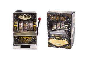 Las Vegas Working One Armed Bandit Slot Machine Money Bank-The Useful Shop