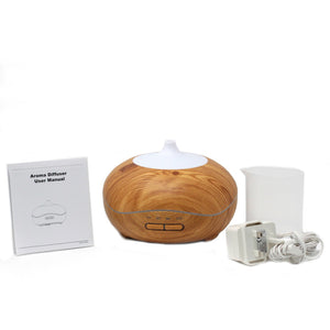 Deluxe Dome Wave Atomiser Aromatherapy Electronic Diffuser Set