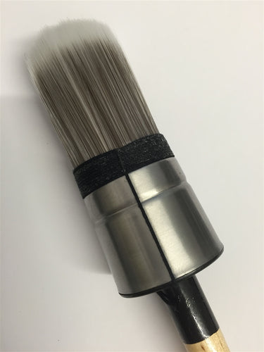 Sarah Jayne Signature Chalk Paint Large 45MM Round Furniture Painting Brush-The Useful Shop