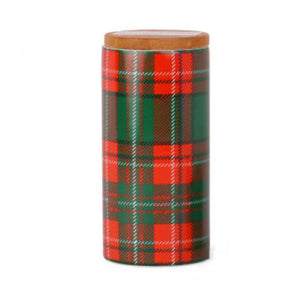 Copy of Paddywax Tartan Collection Pomegrante & Spruce Ceramic Soy Wax Candle
