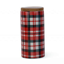 Paddywax Tartan Collection Vanilla Bean & Cinnamon