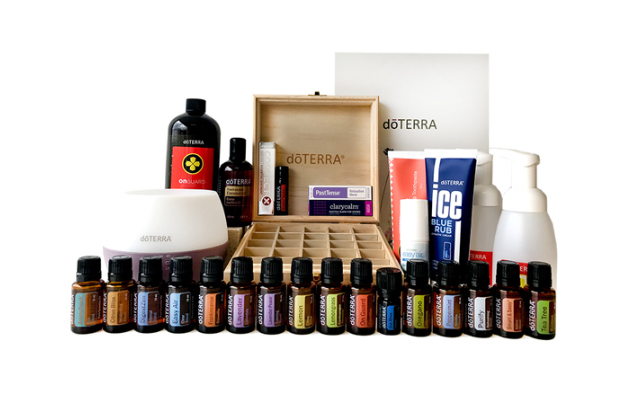 dōTERRA  Nature's Solution Kit  Enrolment Kit