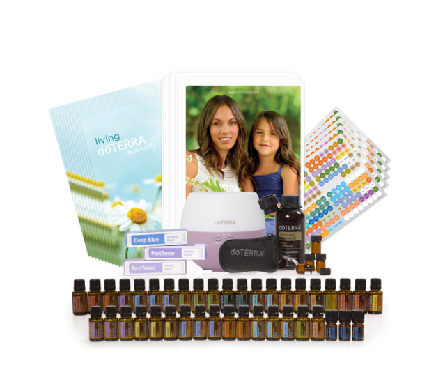 dōTERRA Oil Sharing Kit  Enrolment Kit
