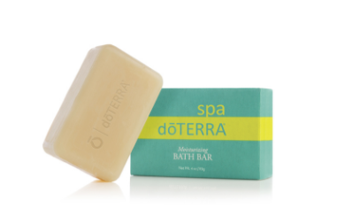 dōTERRA SPA Moisturising Bath Bar - Bergamot & Grapefruit