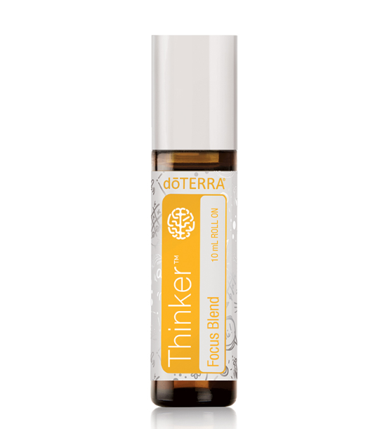dōTERRA Thinker™ Focus Blend 10ml Roll On (NFR)