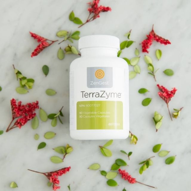 dōTERRA TerraZyme® - Digestive Enzyme Complex (NFR)