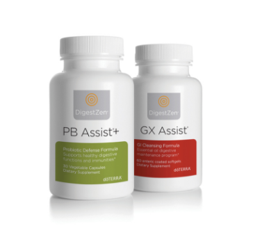 dōTERRA Cleanse & Renew - GX Assist® & PB Assist+® (NFR)
