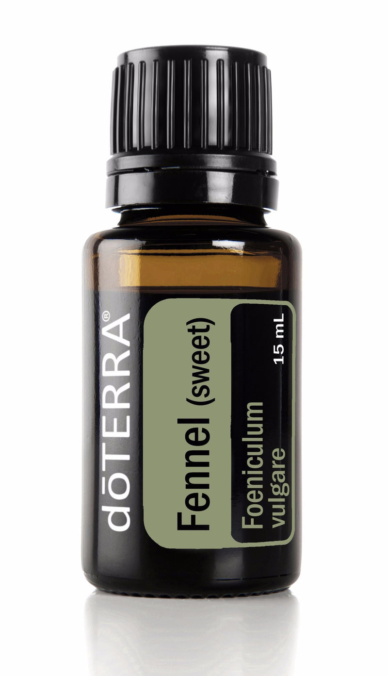 dōTERRA Fennel (Sweet) Essential Oil - 15ml