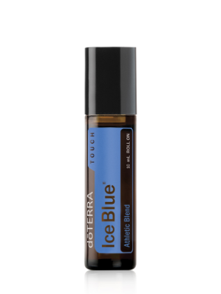 dōTERRA Ice Blue Athletic Blend Touch - 10ml Roll On