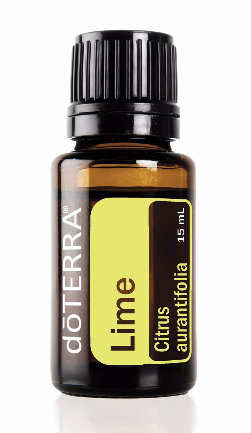 dōTERRA Lime Essential Oil - 15ml (OTG)