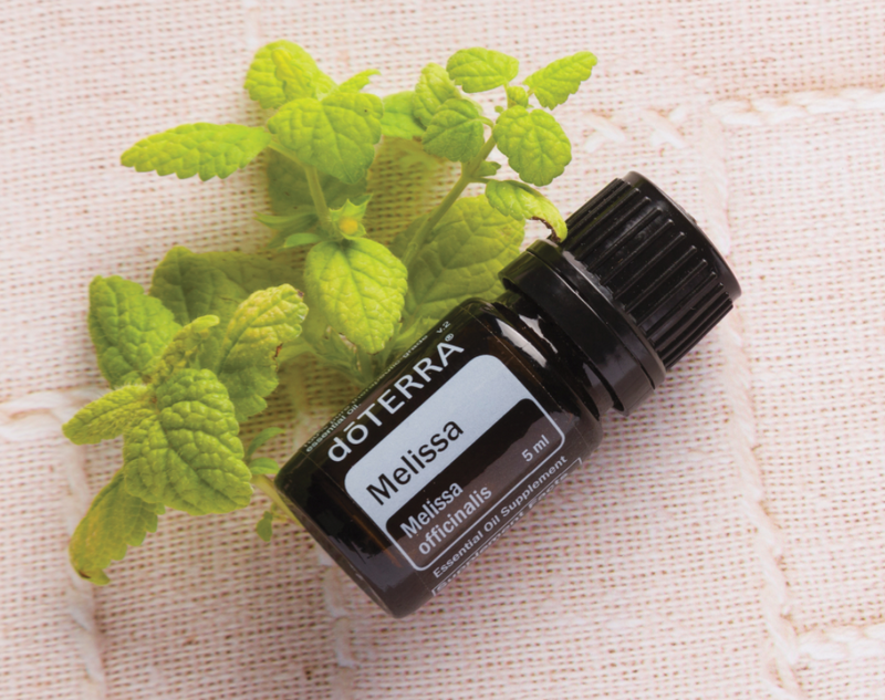 dōTERRA Melissa Essential Oil - 5ml (NFR)