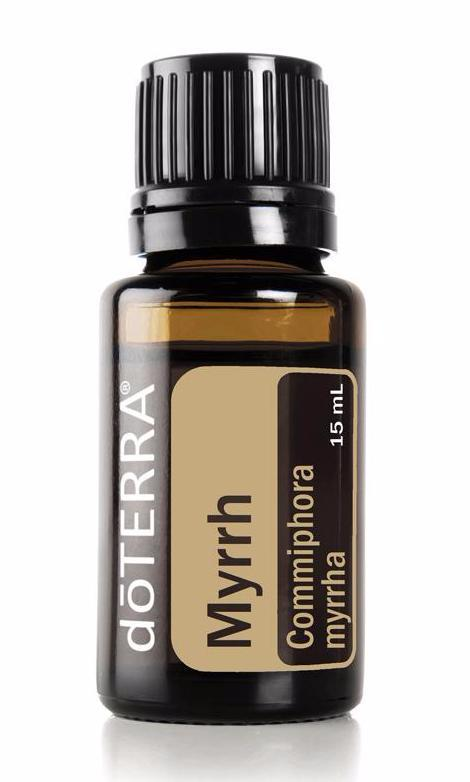 dōTERRA Myrrh Essential Oil - 15ml (NFR)