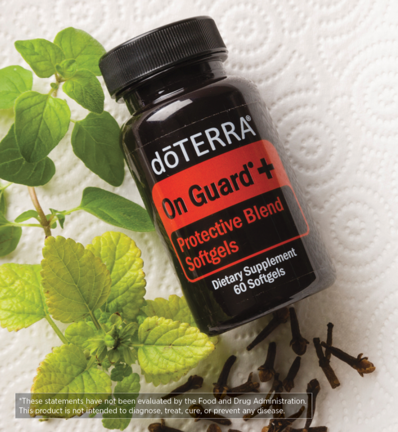 dōTERRA On Guard®+ Protective Blend Softgels (NFR)