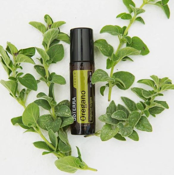 dōTERRA Oregano Touch - 10ml Roll On