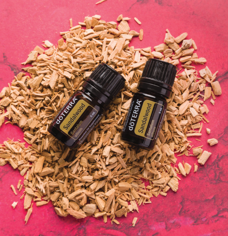 dōTERRA Sandalwood (Indian) Essential Oil - 5ml (NFR)